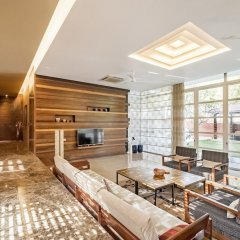 Отель GuestHouser 4 BHK Villa 4238 Гоа сауна