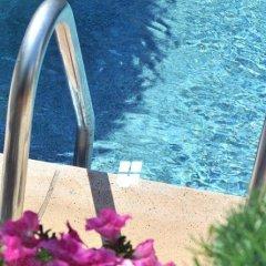 Отель Hôtel La Villa Cannes Croisette Франция, Канны - отзывы, цены и фото номеров - забронировать отель Hôtel La Villa Cannes Croisette онлайн фитнесс-зал фото 2