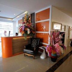 Отель New Nordic Marcus Таиланд, Паттайя - 12 отзывов об отеле, цены и фото номеров - забронировать отель New Nordic Marcus онлайн интерьер отеля