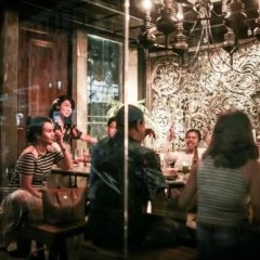 Отель L'atelier Poshtel Phuket - Hostel Таиланд, Пхукет - отзывы, цены и фото номеров - забронировать отель L'atelier Poshtel Phuket - Hostel онлайн питание фото 3
