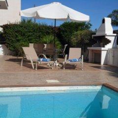 Отель Villa Knossos Протарас бассейн фото 2