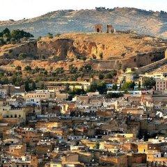 Отель Les Merinides Марокко, Фес - отзывы, цены и фото номеров - забронировать отель Les Merinides онлайн фото 5