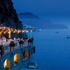 Hotel Santa Caterina пляж