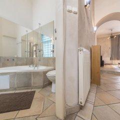 Апартаменты Cibere Apartment Будапешт ванная