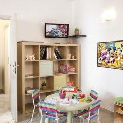 Отель Residence Mimosa Римини детские мероприятия