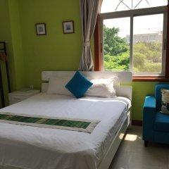 Отель Xiamen 58Haili Seaview Villa Китай, Сямынь - отзывы, цены и фото номеров - забронировать отель Xiamen 58Haili Seaview Villa онлайн комната для гостей фото 3