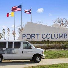 Отель Country Inn & Suites Columbus Airport США, Колумбус - отзывы, цены и фото номеров - забронировать отель Country Inn & Suites Columbus Airport онлайн городской автобус