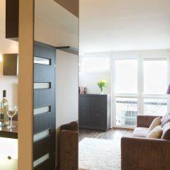 Отель Apartament Ten Польша, Варшава - отзывы, цены и фото номеров - забронировать отель Apartament Ten онлайн комната для гостей фото 2