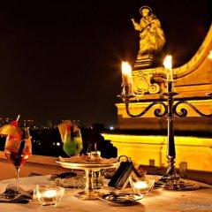 Grand Hotel Majestic già Baglioni питание