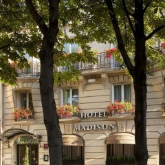 Отель Madison Hôtel by MH фото 16