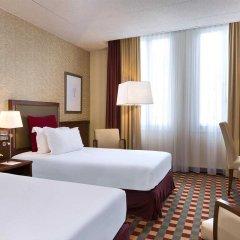 Отель Crowne Plaza Paris Republique комната для гостей фото 5