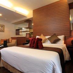 Отель FuramaXclusive Sathorn, Bangkok Бангкок комната для гостей фото 5