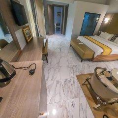 Maxbe Continental Hotel Энугу комната для гостей фото 4