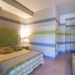 Hotel Villamare Фонтане-Бьянке комната для гостей фото 5