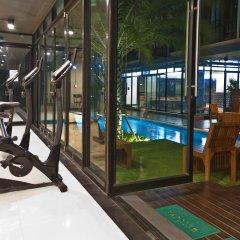 Отель Grand Marina Residence фитнесс-зал фото 2