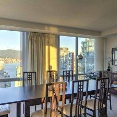 Отель Sky Residences Vancouver Канада, Ванкувер - отзывы, цены и фото номеров - забронировать отель Sky Residences Vancouver онлайн фото 3