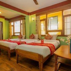 Отель OYO 148 Hotel Green Orchid Непал, Катманду - отзывы, цены и фото номеров - забронировать отель OYO 148 Hotel Green Orchid онлайн комната для гостей фото 4