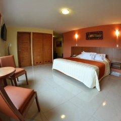 Hostalia Hotel Expo & Business Class комната для гостей фото 5