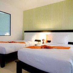 Neo Hotel Pattaya Паттайя сейф в номере