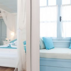 Alura Boutique Hotel Чешме комната для гостей фото 4