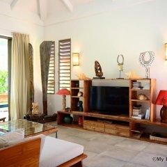 Отель Villa Maere Villa 1 Французская Полинезия, Пунаауиа - отзывы, цены и фото номеров - забронировать отель Villa Maere Villa 1 онлайн интерьер отеля фото 2