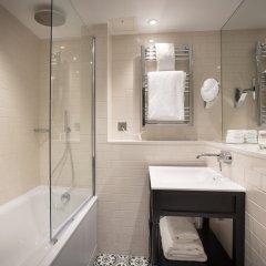 Отель Amba Hotel Grosvenor Великобритания, Лондон - 1 отзыв об отеле, цены и фото номеров - забронировать отель Amba Hotel Grosvenor онлайн ванная фото 2