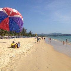 Baan Sailom Hotel Phuket пляж фото 2