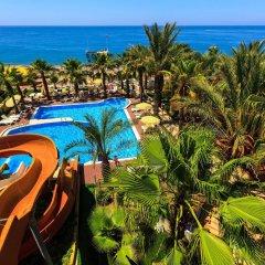 Galeri Resort Hotel – All Inclusive Турция, Окурджалар - 2 отзыва об отеле, цены и фото номеров - забронировать отель Galeri Resort Hotel – All Inclusive онлайн пляж фото 2