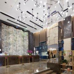 Отель Insail Hotels (Huanshi Road Taojin Metro Station Guangzhou ) интерьер отеля