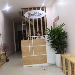 Отель Hola Homestay Ханой интерьер отеля