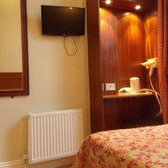 Wedgewood Hotel удобства в номере