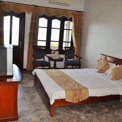Отель Hoa Binh Ha Long Hotel Вьетнам, Халонг - отзывы, цены и фото номеров - забронировать отель Hoa Binh Ha Long Hotel онлайн комната для гостей фото 5