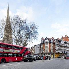 Отель Luxury Apartments in Central London Великобритания, Лондон - отзывы, цены и фото номеров - забронировать отель Luxury Apartments in Central London онлайн городской автобус
