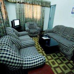 Lagos Airport Hotel удобства в номере