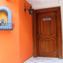 Hotel Casa La Cumbre Сан-Педро-Сула интерьер отеля