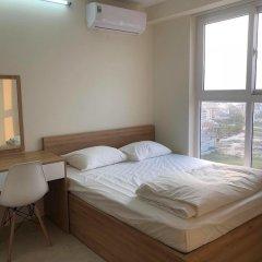 Отель Housing Halong сейф в номере