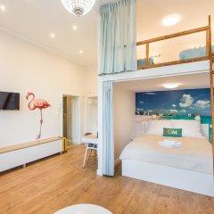 Отель Bliss Apartaments Miami Познань комната для гостей фото 5