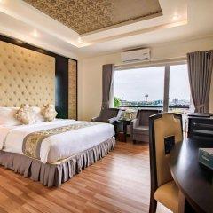 Отель New Star Hotel Hue Вьетнам, Хюэ - отзывы, цены и фото номеров - забронировать отель New Star Hotel Hue онлайн комната для гостей фото 2