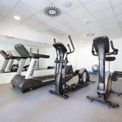 Отель Hipotels Eurotel Punta Rotja & Spa фитнесс-зал