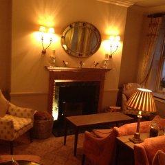 Отель DURRANTS Лондон интерьер отеля фото 3