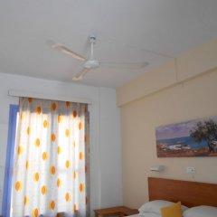 Отель Florida Hotel Греция, Родос - отзывы, цены и фото номеров - забронировать отель Florida Hotel онлайн комната для гостей фото 7