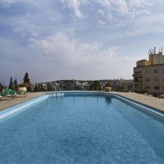 King Solomon Hotel Jerusalem Израиль, Иерусалим - 1 отзыв об отеле, цены и фото номеров - забронировать отель King Solomon Hotel Jerusalem онлайн бассейн фото 3
