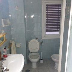 Отель The Station Room ванная
