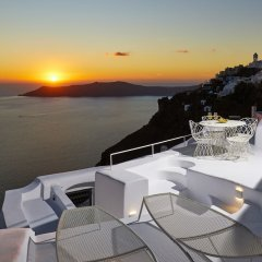 Отель Gitsa Cliff Luxury Villa Греция, Остров Санторини - отзывы, цены и фото номеров - забронировать отель Gitsa Cliff Luxury Villa онлайн питание