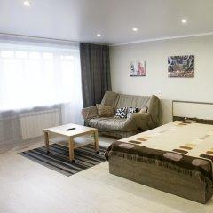 Апартаменты Dobrye Sutki Apartment on Krasnoarmeyska комната для гостей фото 3