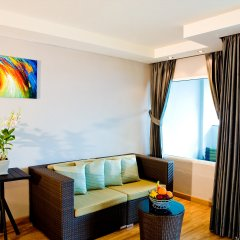 Отель Casa Del M Resort Phuket комната для гостей фото 5