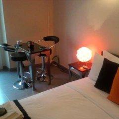 Отель Hostal Oxum фитнесс-зал