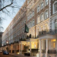Отель Claverley Court Великобритания, Лондон - отзывы, цены и фото номеров - забронировать отель Claverley Court онлайн вид на фасад