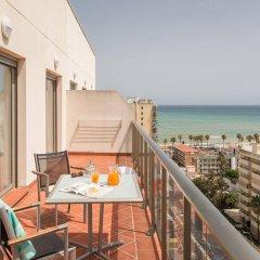 Отель Pierre & Vacances Residence Benalmadena Principe балкон
