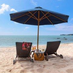 Отель Outrigger Koh Samui Beach Resort Таиланд, Самуи - отзывы, цены и фото номеров - забронировать отель Outrigger Koh Samui Beach Resort онлайн пляж